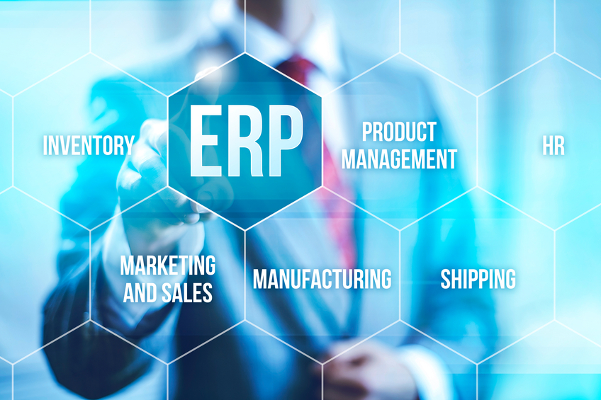 Best ERP for Small Manufacturing Business