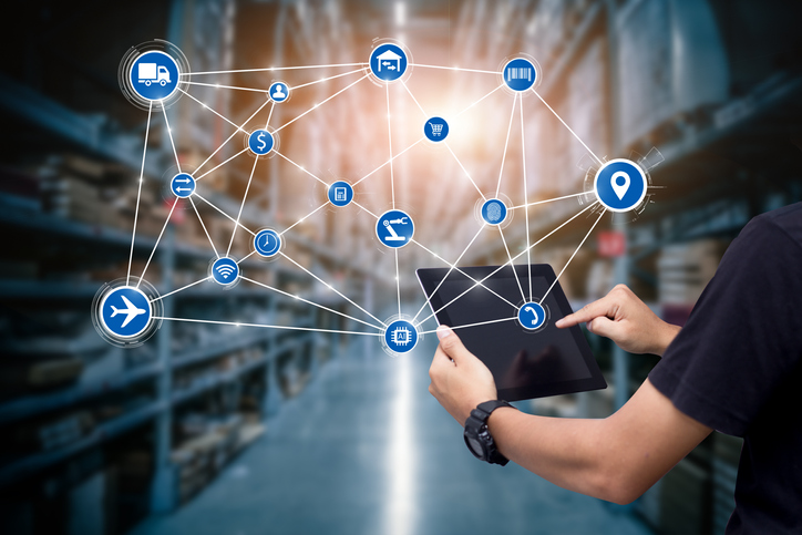 Improving Supply Chain Efficiency and Reducing Waste with IoT Enabled Sensors